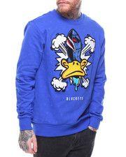 Men - Mr. Duck Crewneck Sweatshirt