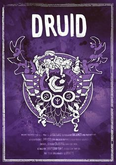Druide #Poster                                                                                                                                                                                 More