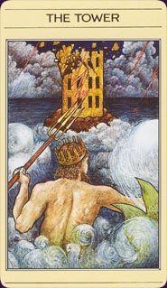 Tirei uma carta: Tarô: a Torre posta abaixo