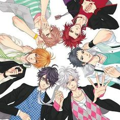 Brothers Conflict Central
