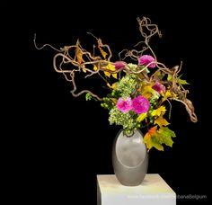 Autumn Arrangement Ikeban: Ilse Beunen