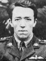 Australian WWI fighter ace, Henry Garnet Forrest was born 4/12 1895.