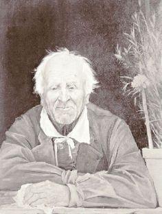 "Marie Bashkirtseff, ""Portrait d'un vieillard"""