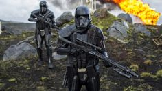 Death Trooper Rogue One Star Wars Movie Wallpaper
