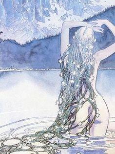Ama come se fosse il giorno ultimo. Milo Manara Art, Illustrations, Illustration Art, Bd Comics, Goddess Art, Art Plastique, Erotic Art, Female Art, Art Inspo