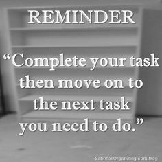 The Most Important Organizing Advice You Were Never Told.