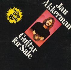 Jan Akkerman - The Golden Years Of Dutch Pop Music - Solo & Groups