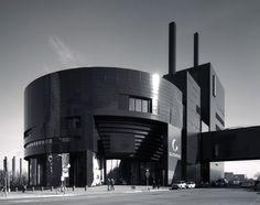 Guthrie Theater, Minneapolis, Minnesota Jean Nouvel