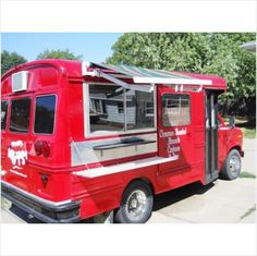 1985 Food Truck on eBid United States