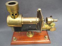 Rare XIXème Microscope de Projection | Art, antiquités, Objets du XIXème, et avant | eBay!