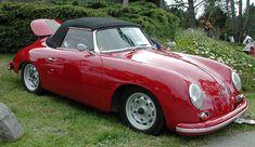 Porsche Convertible D Registry - 2005 North Meets South Photo Gallery