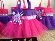 Doc McStuffins Birthday Party / Doc McStuffins Party Favor Bags on Etsy, $18.00