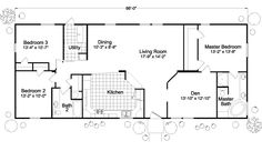 Adobe style modular homes manufactured home and mobile for Adobe style mobile homes