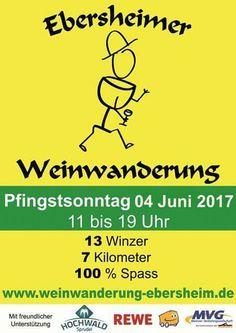 Jetzt schon im Kalender eintragen !  #wein #weinwanderung www.becker-das-weingut.de