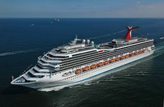 our cruise ship Carnival Liberty