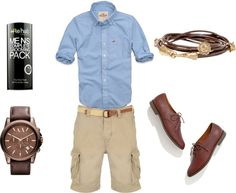 """""""The Preppy Look for Men"""" by marissa-anne-weddle on Polyvore"""