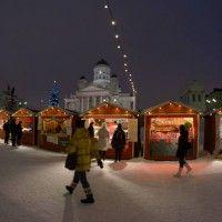 Weihnachten in Helsinki 2013, Bild: Tourist and Convention Bureau's Material Bank/Kimmo Brandt