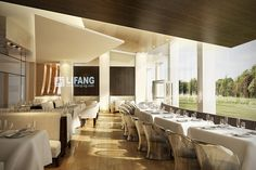 CGI - Architectural visualization - LIFANG International Digital Technologies Ltd