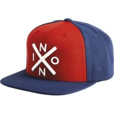 Nixon Exchange Snapback Hat - product - Product Review