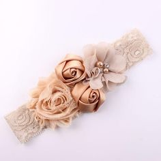 Baby Lace Flower Headband