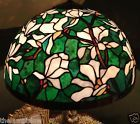 For Sale - Large Tiffany Style Lamp Shade- arts & crafts stained glass slag style lamp - http://sprtz.us/Tiffany