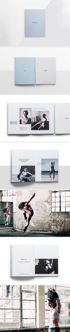 Striders Edge lookbook by reef design #photography #design #lookbook #sportswear