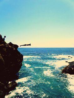 Moruya Heads NSW Australia. Super cool picture. #big4moruya #dolphinbeach #visitnsw
