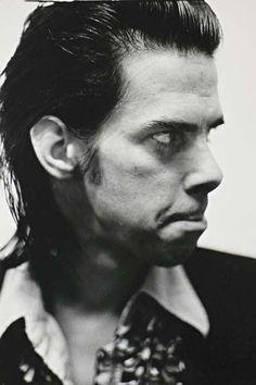 Wolfgang Burat - Nick Cave, 1987