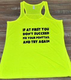 Bitch I Lift Tank Top - Crossfit Shirt Womens - Workout Shirt Motivational - Fitness Tanks Workout Wear, Workout Shirts, Funny Workout, Workout Leggings, Workout Quotes, Workout Humor, Workout Outfits, Butt Workout, Workout Fitness