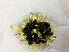 2017 prom corsage by Silk Florals