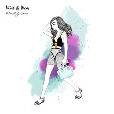 Discover the best outfits illustrated by Manuela De Simone http://www.manueladesimone.com/blog/