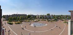 Ede Market Square « Landscape Architecture Platform | Landezine Landscape Architecture, Dolores Park, Public, Platform, Marketing, Water, Travel, Squares, Space