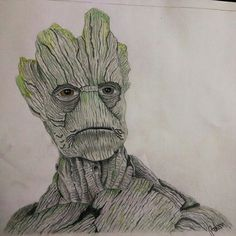 Guardians of the galaxy #groot...