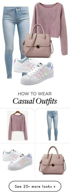 30 ideas for how to wear adidas outfits Adidas Outfit Adidas ideas Outfits outfitsadidas Wear Fashion Mode, Look Fashion, Teen Fashion, Fashion Outfits, Womens Fashion, Fashion Clothes, Fashion Tips, Travel Fashion, Dress Outfits