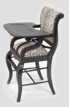 From Marriage to Motherhood: Celebrity Baby Highchairs
