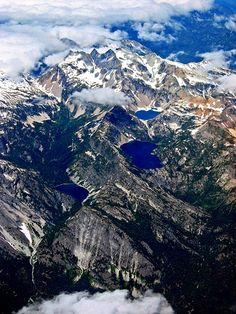 Washington State, Cascade Mountains