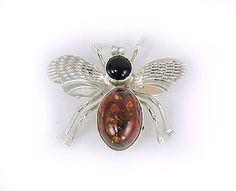 bee jewelry   bee - amber jewelry   Amber