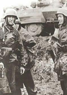 WaffenSS. Belgium,1944