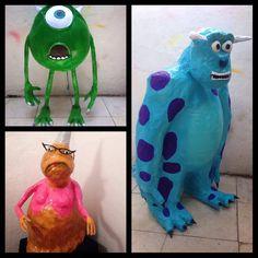 Piñatas de Mosters  Inc