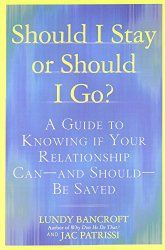 Should I Stay or Should I Go? A Guide to Knowing if Your #Relationship Can and Should Be Saved #relationshipbooks #love
