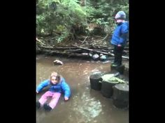 Magic in the forest at Cedarsong's Forest Kindergarten, Washington, USA