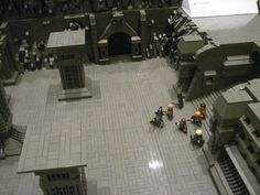 Journey of the Fellowship 2011: A LEGO® creation by Chris Phipson : MOCpages.com