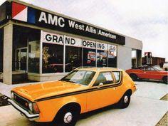 Amc Gremlin, Amc Javelin, Classic Cars, Classic Auto, Vintage Cars, Vintage Signs, American Motors, Gremlins, Cars