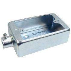 DS70191K ねじなし露出スイッチボックス パナソニック(Panasonic) 32625336
