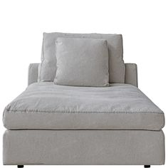 This range was created with one objective: extreme comfort. With feather-filled cushions, 100% linen slipcovers and teeth-stitched detailing, the quality is uncompromised. The five different components can be bought individually or in any combination to create corner units, daybeds and sofa configurations to suit any space or burst of creativity.