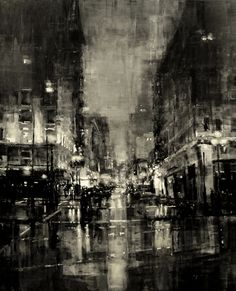 Has become one of my favorite artists... Compositions by Jeremy Mann