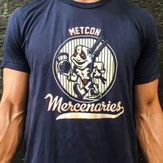 "MEN'S - METCON MERCENARIES ""X-force/Yankees"" 