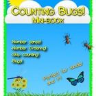 Counting Bugs! Mini-Book is an effective number sense lesson for kinder through first grade.~*~This lesson is also available in Spanish in my TpT...