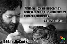 Julio Cortázar es conocido por haber innovado la literatura latinoamericana con una prosa irreverente