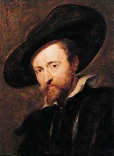 P. P. Rubens, Zelfportret (1630)